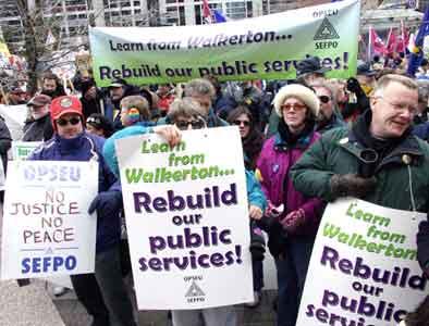 Reconstruire nos services publics