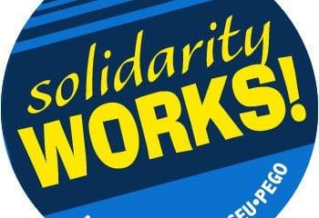 Le rassemblement de solidarité de la FPO un grand succès!
