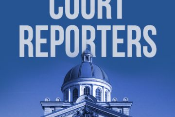 Important message to Court Reporters
