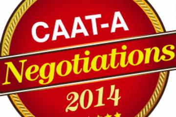 Bulletin de négociation du personnel scolaire des CAAT - Numéro 8