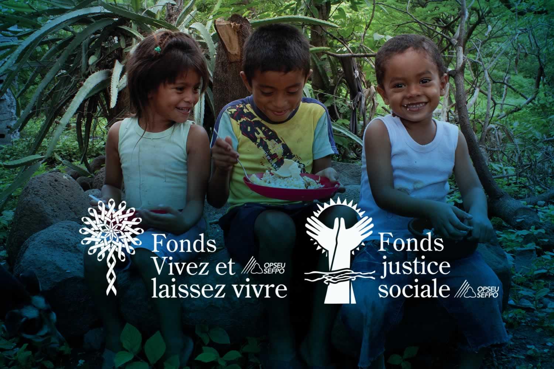 SEFPO Fonds vivez et laissez vivre, Fonds justice sociale