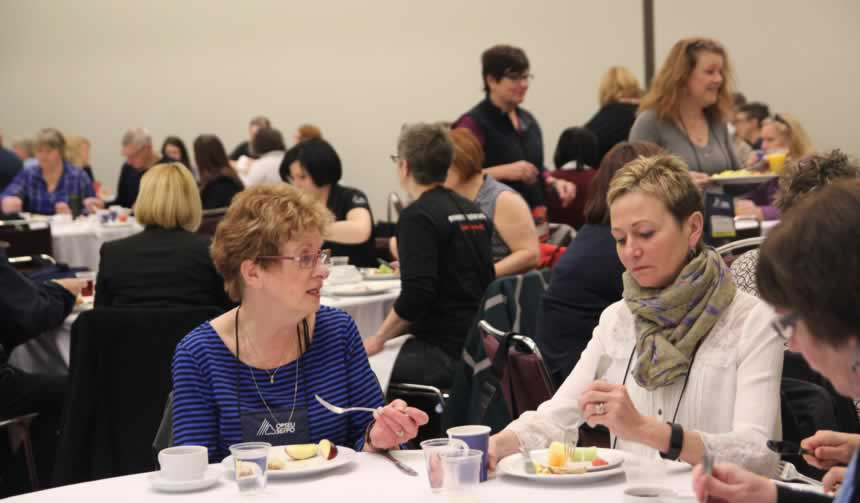 Provincial Womens Committee Breakfast: Convention