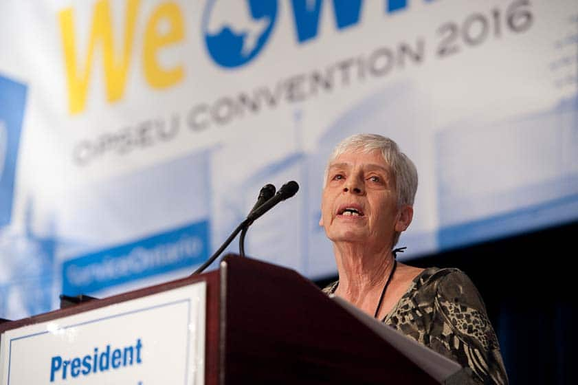 OPSEU Convention Photo Gallery: Day 3