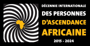 Decennie internationale des personnes d'ascendance africaine 2015-2024