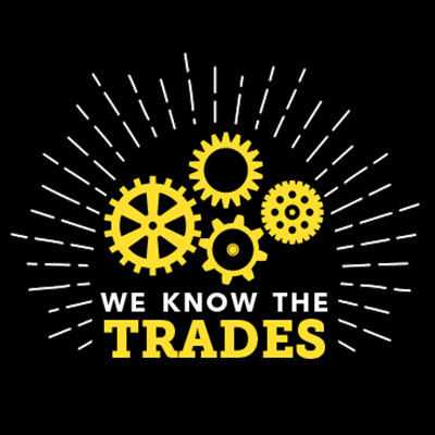 We Know the Trades logo