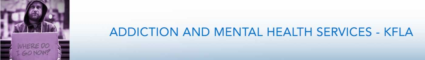 Addiction and Mental Health Services