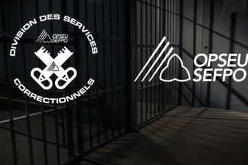 Du nouveau personnel à la prison de Sarnia