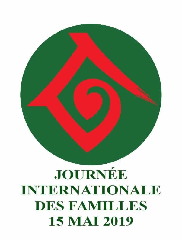 Journee internationale des familles logo