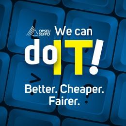 OPSEU - We can do IT! Better. Cheaper. Fairer.
