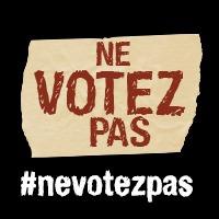 Conférence de la Journée internationale de la jeunesse et lancement de la campagne « Ne votez pas »