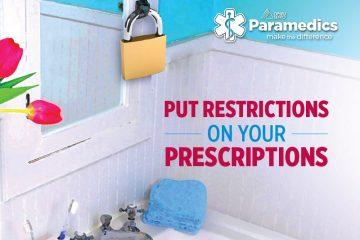 Des restrictions sur vos prescriptions