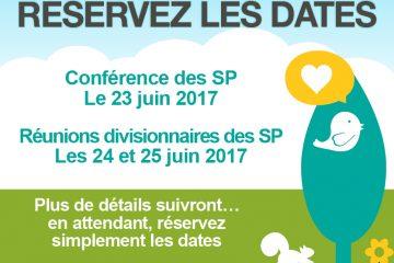 Conférence 2017 des Services parapublics - Réservez les dates