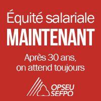 La victoire du SEFPO en matière d'équité salariale profite aux employés de Santé publique Ontario
