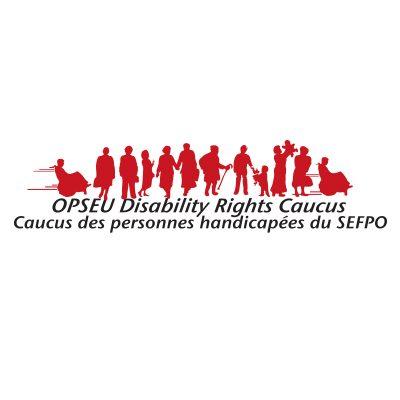 Faites une demande pour siéger au Caucus des personnes handicapées de l'OPSEU/SEFPO!
