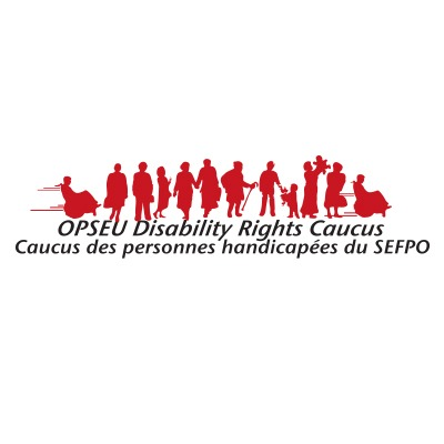 OPSEU Disability Rights Caucus, Caucus des personnes handicapees du SEFPO