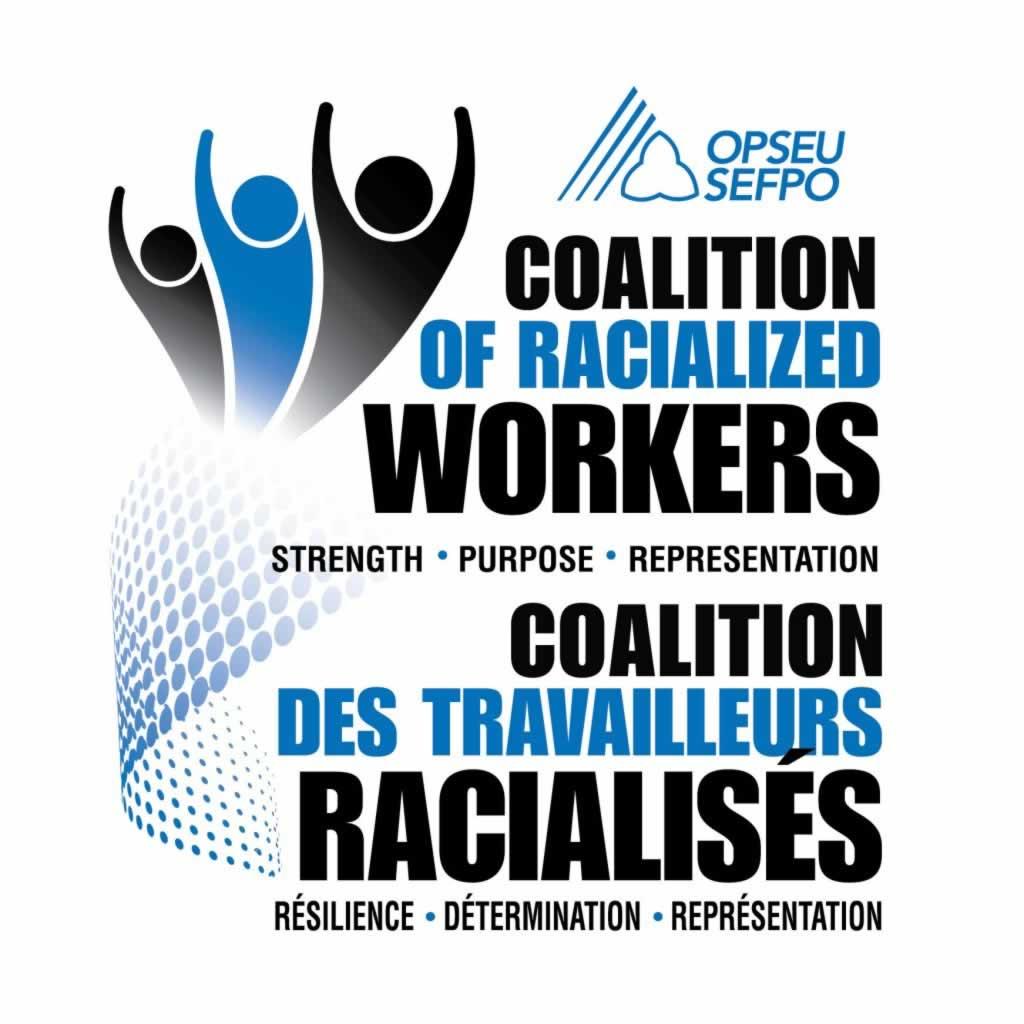 Annonce de la prochaine réunion « prêter main-forte » de la Coalition des travailleurs racialisés