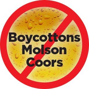 Boycottons Molson Coors