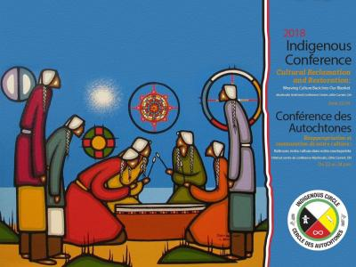 2018 OPSEU Indigenous Conference poster