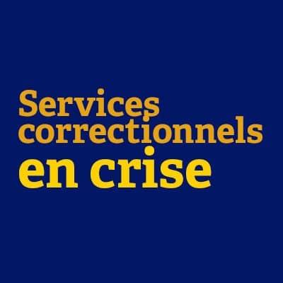 Les services correctionnels veillent à la sécurité de nos communautés : activités à venir