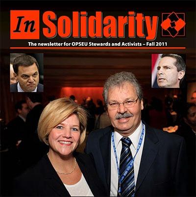 In Solidarity Fall 2011