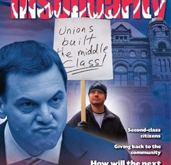 InSolidarity cover, Winter 2014