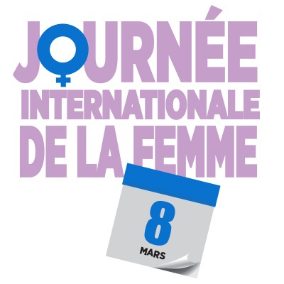 Journee internationale de la femme, 8 Mars