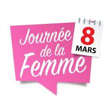 Journee de la femme, 8 mars