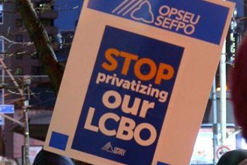Menace de grève des travailleurs de la LCBO en raison des négociations avec l'employeur