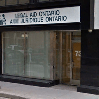 Legal Aid Ontario Office