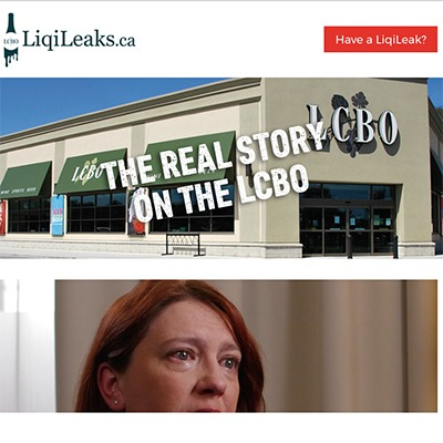 LiqiLeaks.ca - The Real Story on the LCBO