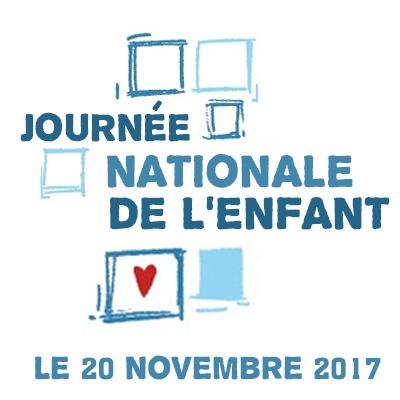 Journee nationale d l'enfant - Le 20 Novembre 2017