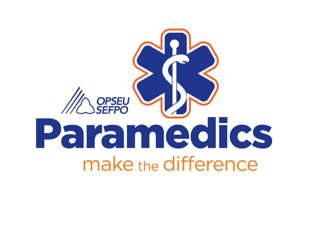 OPSEU Paramedics make the difference