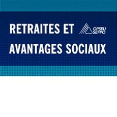 Retraites et avantages sociaux - SEFPO