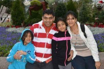En souvenir de Prerit Dixit, membre du SEFPO, décédé avec sa famille dans l'écrasement d'avion de la compagnie Ethiopian Airlines