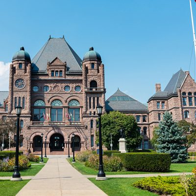 Le projet de loi 161 amendé, une autre attaque envers l'aide juridique et les pauvres de l'Ontario