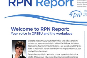 The RPN Report - April 2017
