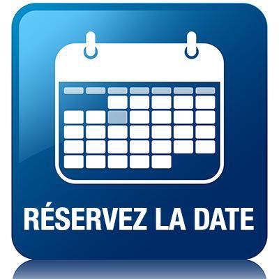 Réservez la date
