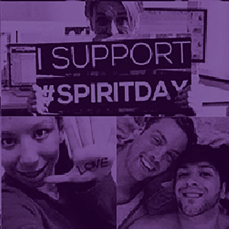 Support #SpiritDay