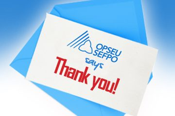 OPSEU says Thank You!