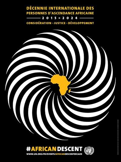 Decienne International des personne d'ascendence Africaine 2015-2024