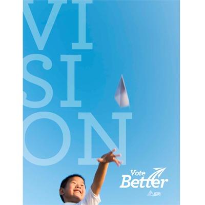 Vision - OPSEU Vote Better Platform
