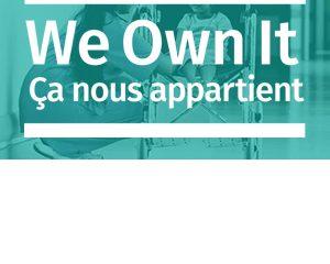 We Own It - Ca nous appartient