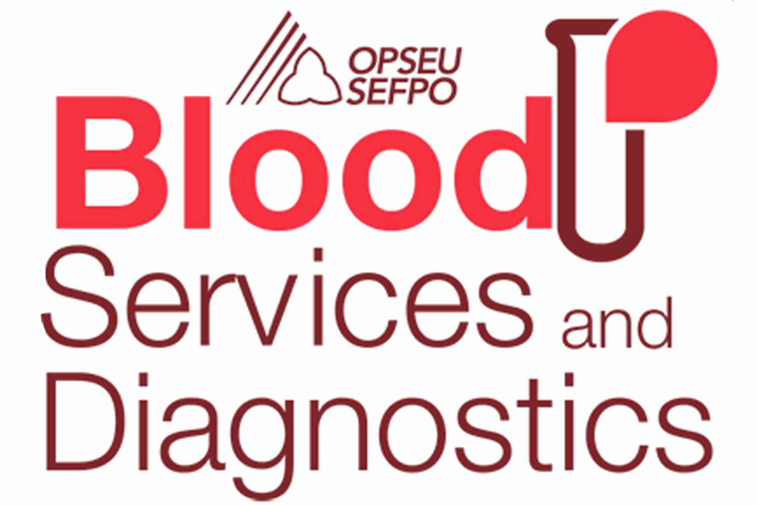 Canadian Blood Services and Diagnostics logo