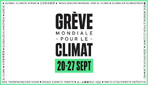 greve mondiale pour le climate 20-27 sept