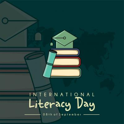 International Litercacy Day: 8th of September