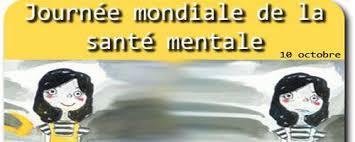 Le 10 octobre est la Journée mondiale de la santé mentale