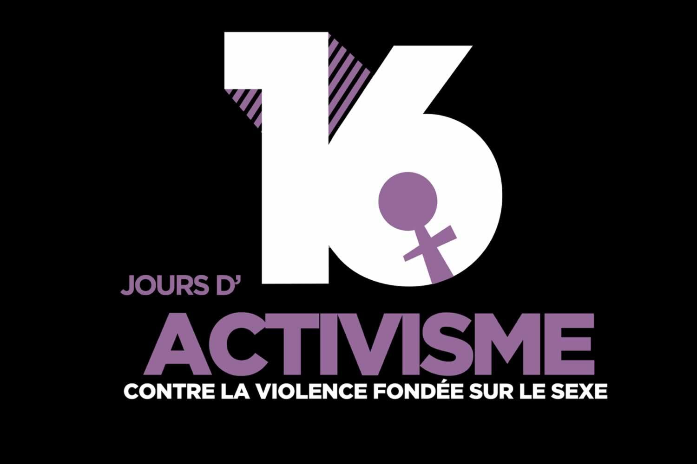 Solidaires de nos consœurs pour lutter contre la violence fondée sur le sexe