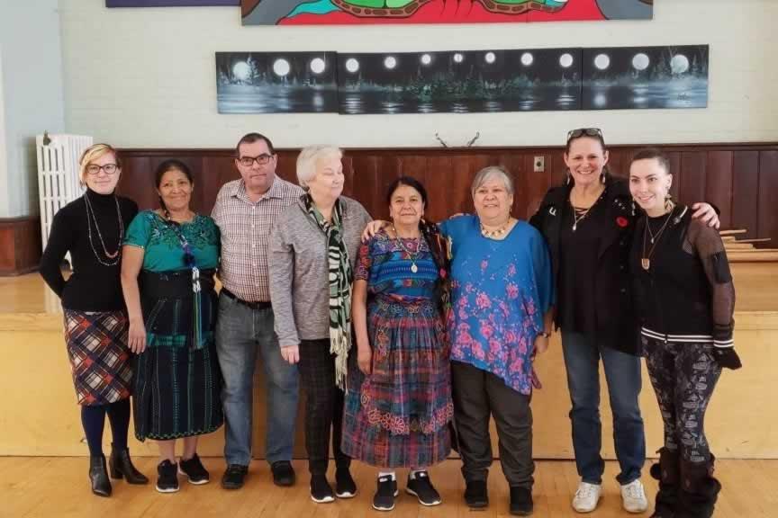 Un voyage d'échange des connaissances au Guatemala