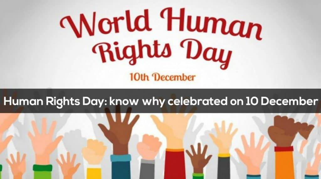 Les droits de la personne... trop importants pour ne les souligner qu'une fois par année