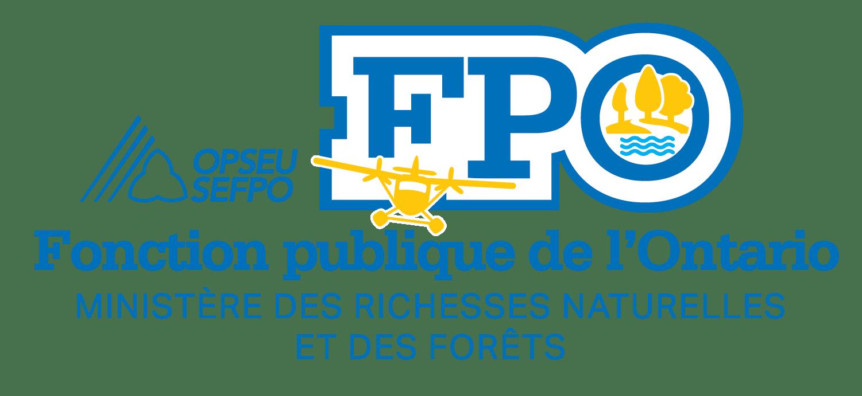 FPO: Fonction publique de l'Ontario. Ministere des richesses naturelles et des forets
